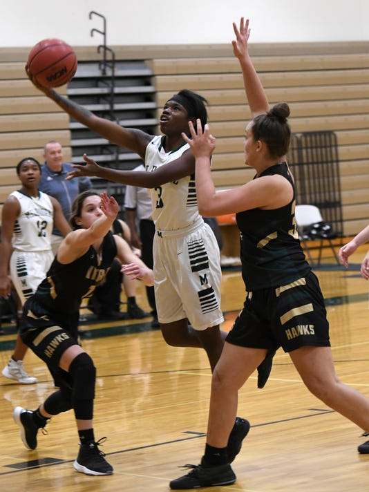 High School Basketball: Viera at Melbourne