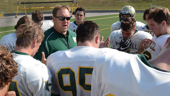 Aaron Metz begins his 10th season as Howell's head football coach looking to replace a record-setting quarterback and receiver.