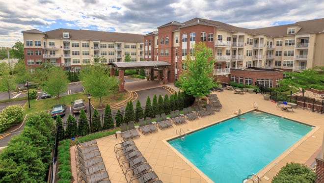 River Park, a luxury apartment community in Raritan Borough, has been purchased for $56 million by Castle Lanterra Properties