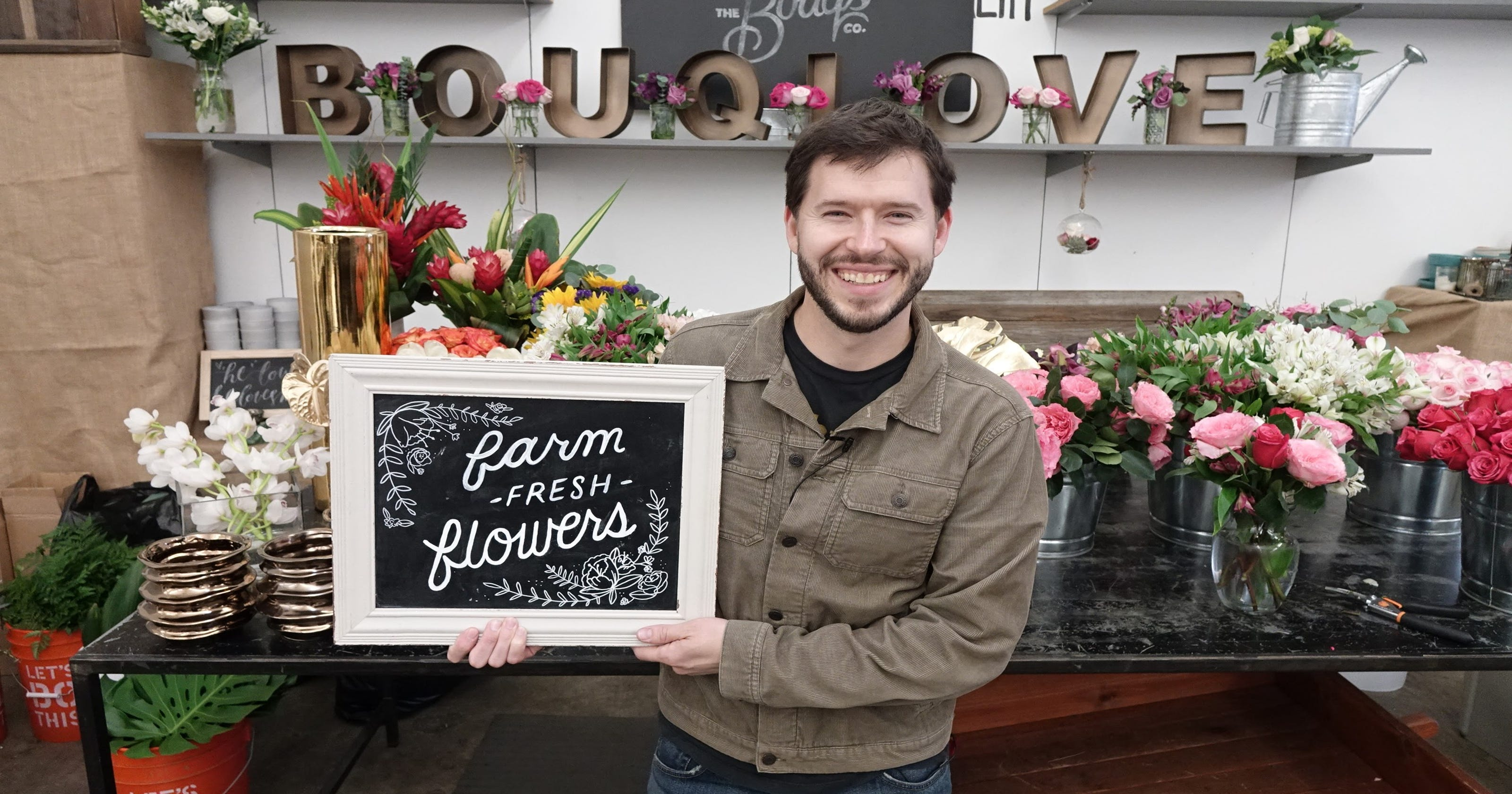 Floral Start Ups Aim At Younger Generation With Flash Sales Organic