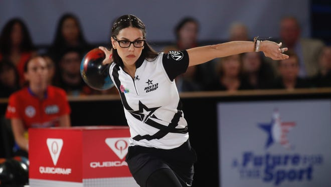 Rocio Restrepo won the QubicaAMF PWBA Sonoma County Open earlier this season, continuing the momentum she created last year at the Greater Detroit Open, where she posted her first career PWBA victory.