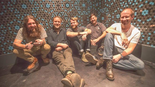 Kalamazoo band Greensky Bluegrass