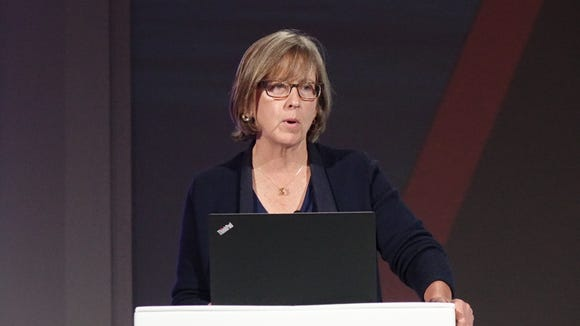 Mary Meeker from Kleiner Perkins reads her annual Internet