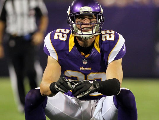 Nfl Agrees With Vikings Safety Harrison Smith No Fine