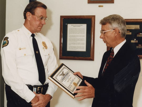 Gerald Beavers spent four years at the department and focused on community policing.