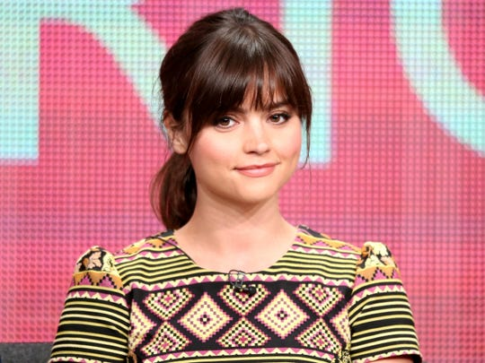 Jenna Coleman will meet and greet fans March 14-15 at the Indiana Convention Center.