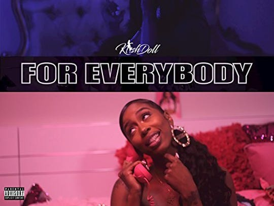 "Kash Doll's ""For Everybody"""