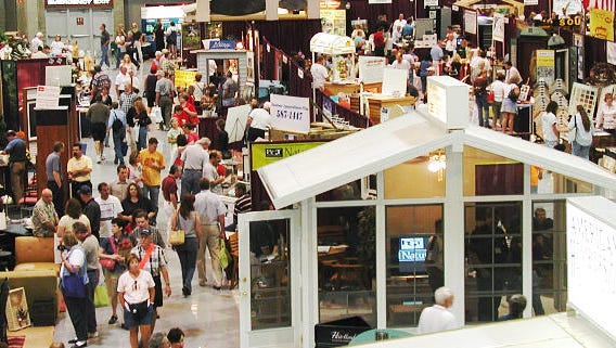 Insiders, secure your free tickets to the Home Decorating & Remodeling Show.
