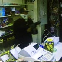 Springfield Police are looking for the man who shot a local store clerk during an attempted robbery on Sunday, July 24, 2016