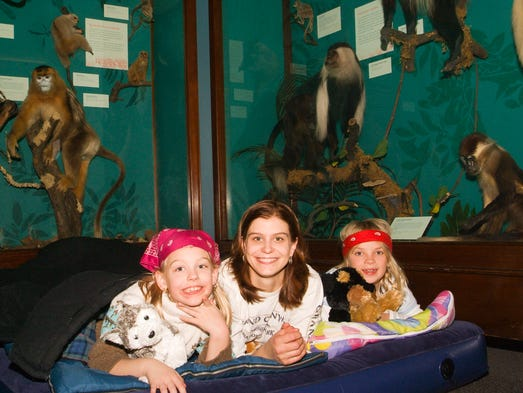 10 Memorable Museum Sleepovers For Kids Of All Ages