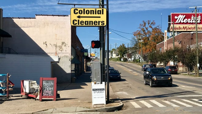 The city will begin working on the Central Street project that will improve one of downtown Knoxville's main corridors.