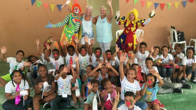 Strength for the Journey DR, a nonprofit organization founded by Port Clinton native Lindsey Kaufman, provides support for education in Jamao al Norte, Dominican Republic.