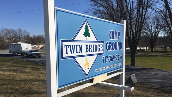 The Twin Bridge Campground reopened on Friday, March 30. Randy and Edie Quinby are the new owners of the campground.