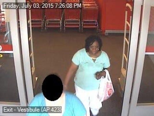 WSD purse theft suspect