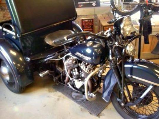 Harley-Davidson open house: The HD trike reincarnated
