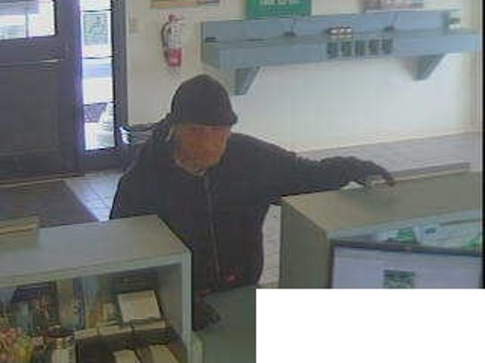 Police said this man robbed the M&T Bank on Roths Church
