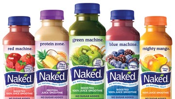 These juices will be among healthy snacks available at a discounted price through the new Grab-n-Go program at Sioux Falls high schools this year.