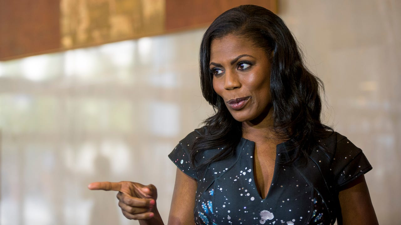 """Omarosa Manigault Newman revealed on 'Celebrity Big Brother' that Vice President Mike Pence thinks """"Jesus tells him to say things."""" Nathan Rousseau Smith has the story."""