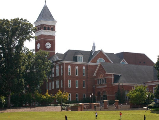 Stock  Pickens County SC Clemson University