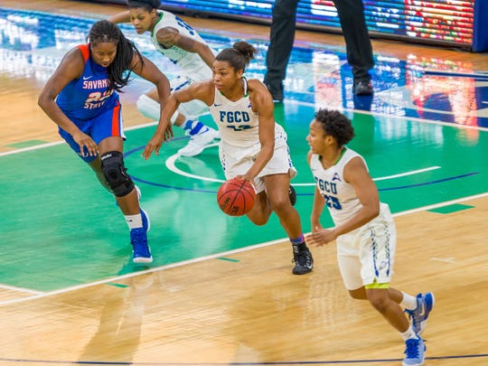 FGCU's women (11-6) make the transition to ASUN play at Stetson at 1 p.m. Saturday.