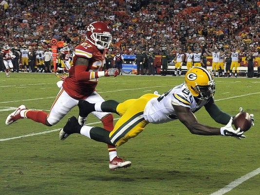 NFL: Preseason-Green Bay Packers at Kansas City Chiefs