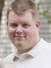 Anderson City Councilman Kyle Newton