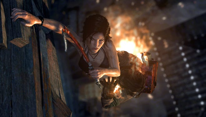 'Tomb Raider: Definitive Edition' launches Jan. 28 on PlayStation 4 and Xbox One.