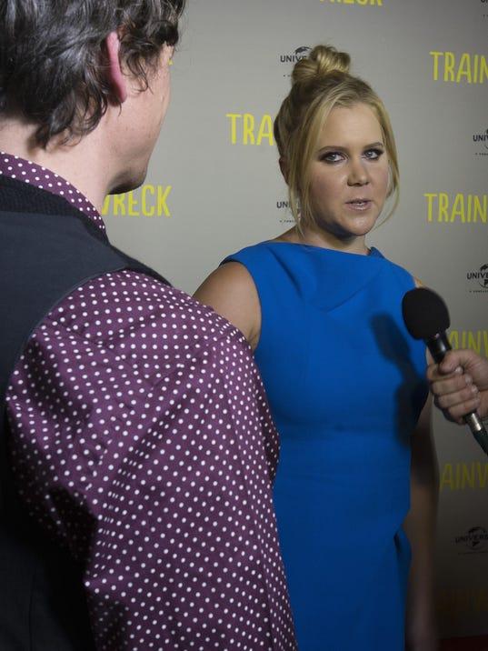 Trainwreck Premiere - Arrivals