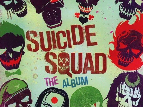 Suicide Squad: The Album, Soundtrack