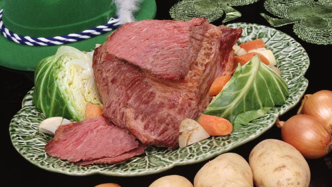 Is it St. Patrick's Day without a big helping of corned beef and cabbage?