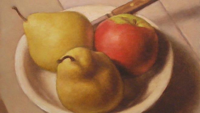 """Fruit Bowl,"" by John Folchi."