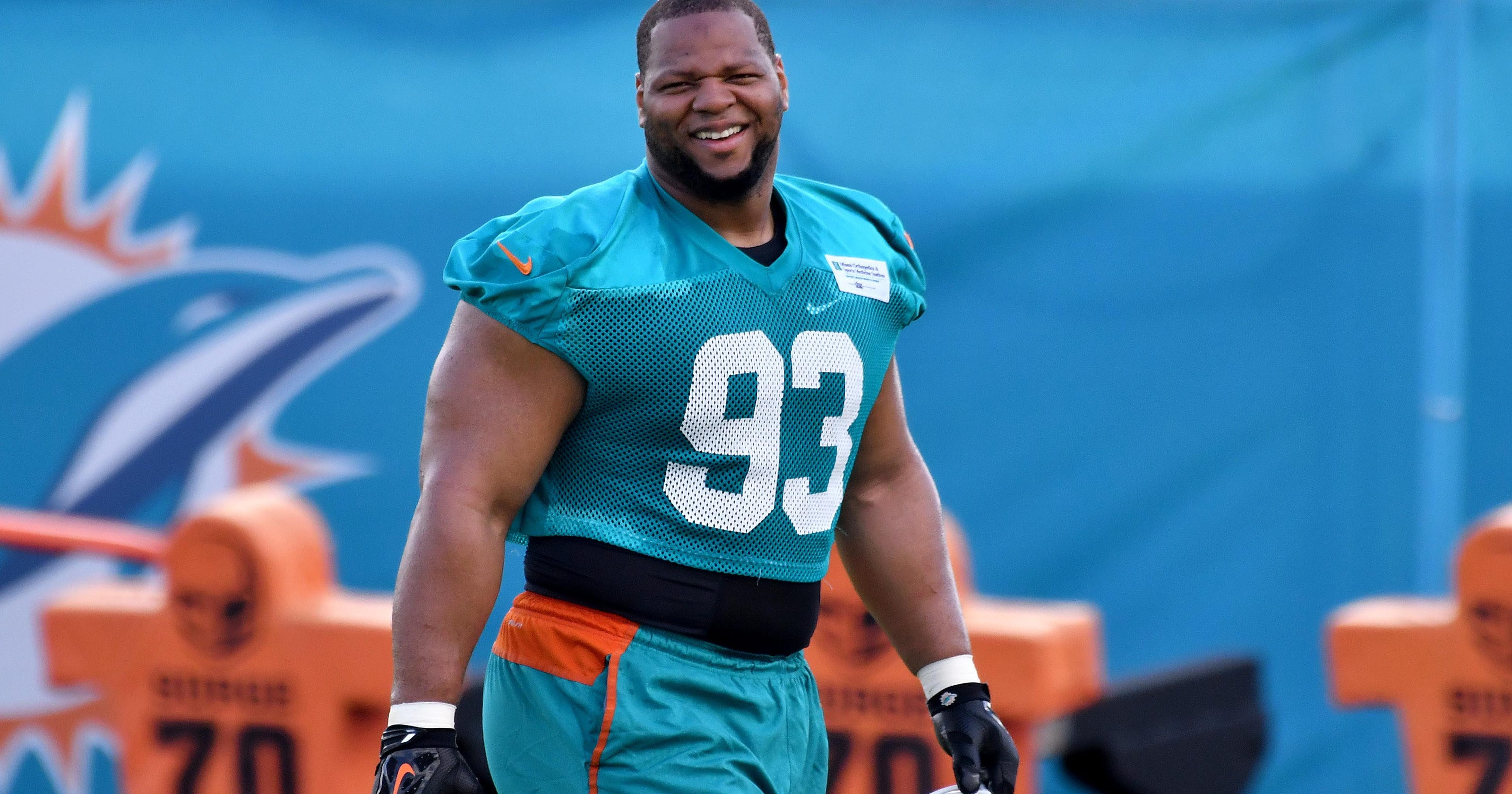 Ndamukong Suh agrees to one-year deal with Rams ae6220b88