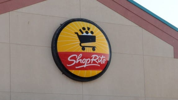 A ShopRite logo.