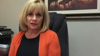 Dianne Russo, executive director of the Putnam Family and Community Services agency, talks about her group and the people it serves.