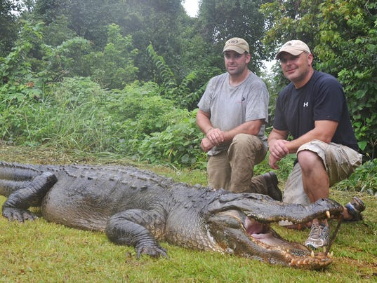 Mississippi wildlife dept accepting alligator hunting for Mississippi out of state fishing license