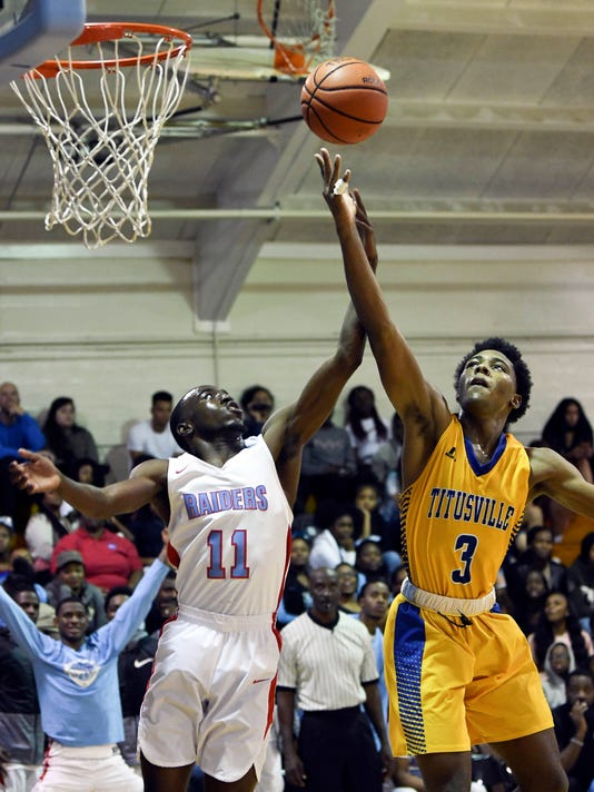 High School Basketball: Titusville at Rockledge