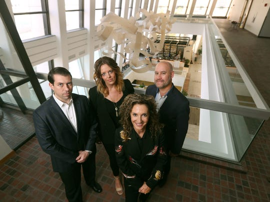 The management team at Partners & Napier include CEO
