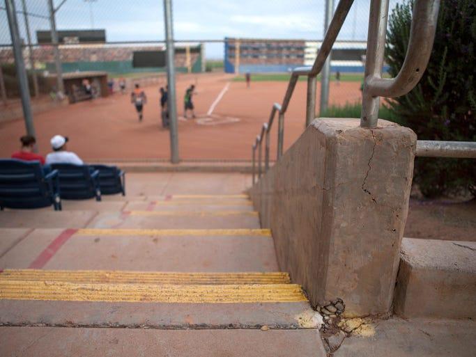 On Thursday, Aug. 14, 2014, baseball games start early