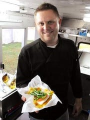 B.J. Lofback is a pioneer in Nashville's mobile food truck industry.