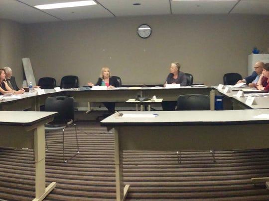 Iowa Public Information Board on Sept. 21, 2017.