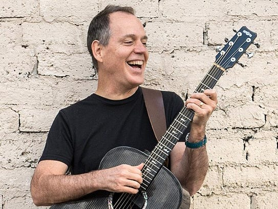 Asheville, N.C.-based musician David Wilcox is among