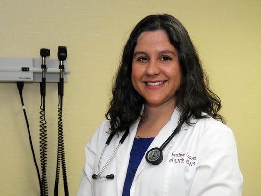 Emine Comer is a Pediatric Nurse Practitioner for Pediatrics