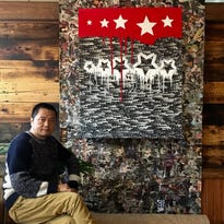 Immigrant experience shapes artists' visions in exhibit