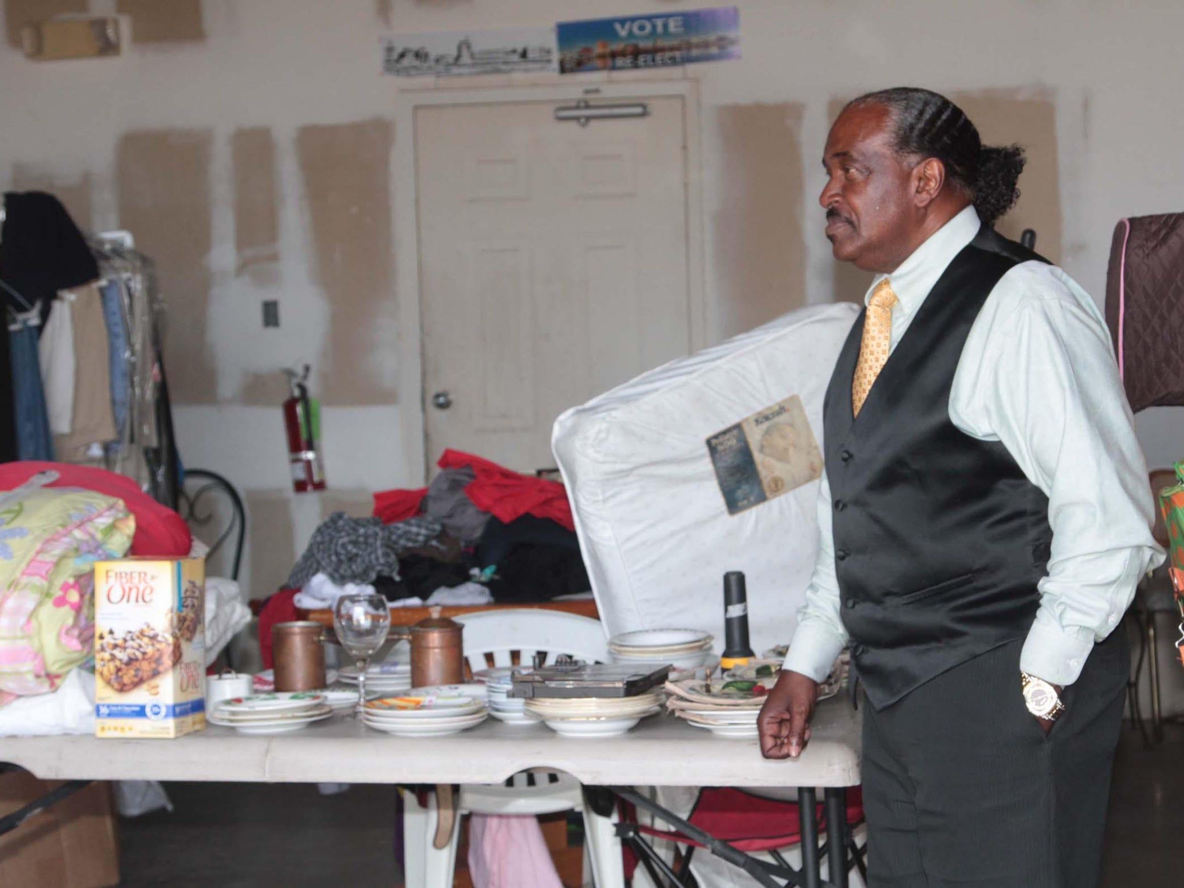 Ray Jones Jr., Southside Economic Development District