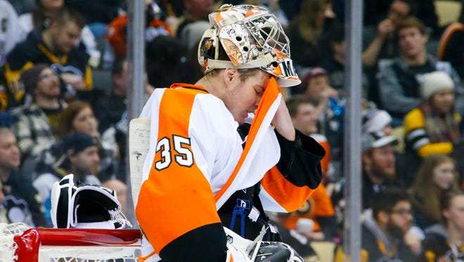 Steve Mason may end up playing every game for the rest of the regular season for the Flyers.