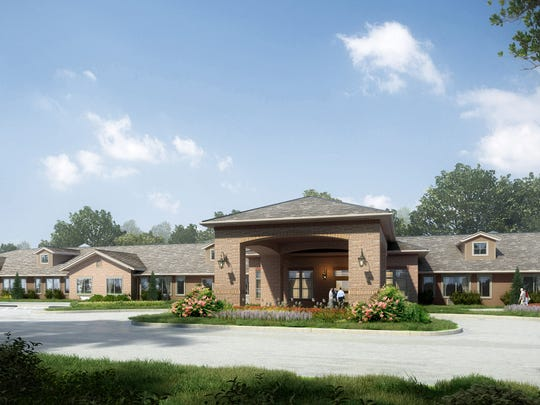 JEA Senior Living of Vancouver, Washington, has proposed an Alzheimer's facility for a site on Evesham Road in Cherry Hill.