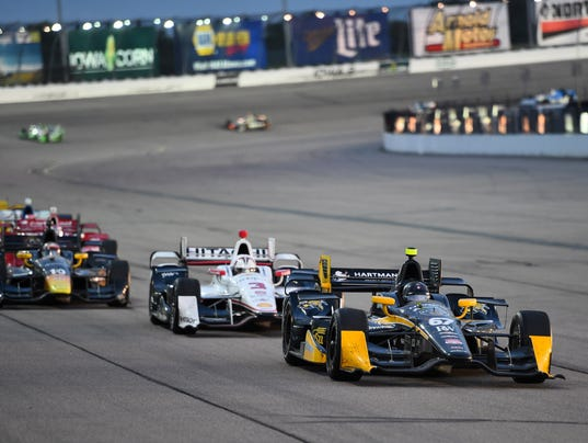 Blocking Or Defending In Indycar It S A Matter Of
