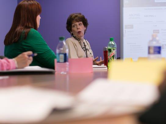 Ann Marie Walker, Workshop Specialist at RochesterWorks!,