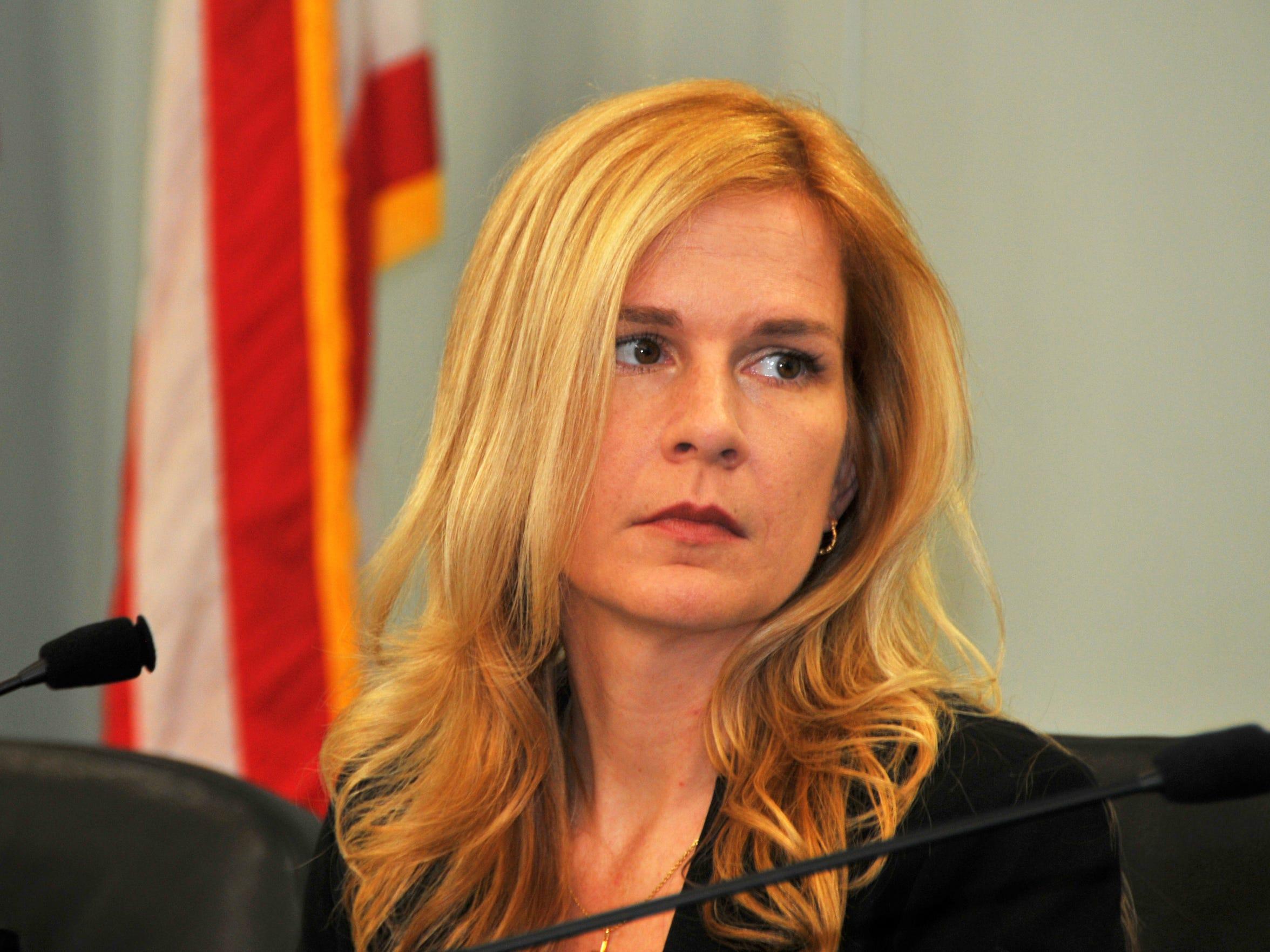 Brevard County Commissioner Kristine Isnardi