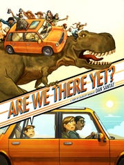 'Are We There Yet' by Dan Santat